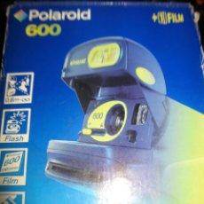 Cámara de fotos - camara fotografica instantanea-polaroid 600 en su caja original - 147782044