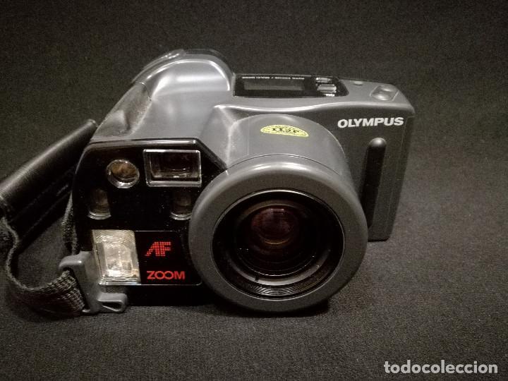 CAMARA FOTOGRAFICA - OLYMPUS AZ-300 SUPERZOOM (Cámaras Fotográficas - Panorámicas y Compactas)