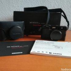 Cámara de fotos: CÁMARA FOTOGRÁFICA FUJI X100 BLACK LIMITED EDITION - FUJIFILM FOTOS RAW. Lote 130839683