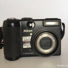 Cámara de fotos: NIKON COOLPIX P5100. Lote 133072507