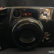Cámara de fotos: CAMARA COMPACTA ANALOGICA FUJI FZ-500 ZOOM. CON FUNDA. Lote 133225014
