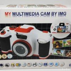 Cámara de fotos: CAMARA MULTIMEDIA - CAR55. Lote 134040826