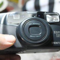 Cámara de fotos: PENTAX ESPIO 115 + MANDO A DISTANCIA. Lote 135412346