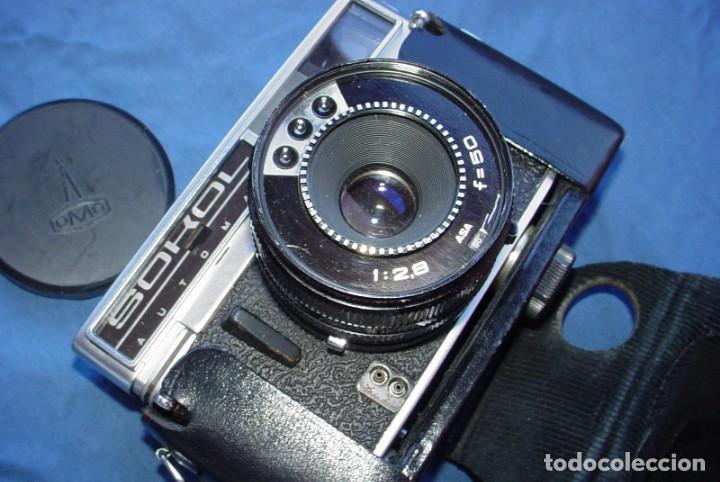 Cámara de fotos: Camara rusa Sokol automat - Foto 2 - 135592294