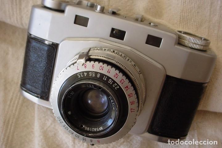 Cámara de fotos: Camara rusa de coleccion Junost Lomo - Foto 2 - 135699023