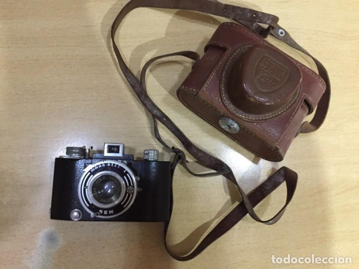 Cámara de fotos: SEM - Foto 8 - 136818870