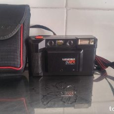 Cámara de fotos: HANIMEX 35 AFX AUTO FOCUS-VINTAGE CÁMARA COMPACTA 34MM-1. 3. 8 LENS, DESCONOZCO SI FUNCIONA. Lote 138970258
