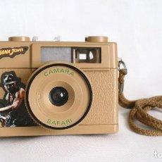 Cámara de fotos: CÁMARA WERLISA SAFARI - INDIANA JONES (CERTAR 38 MM, 1:7.5) LOMOGRAPHY LOMO. Lote 139808654