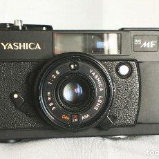 Cámara de fotos: CON DEFECTO - CÁMARA YASHICA 35 MF - STREET PHOTOGRAPHY - 35MM - LOMOGRAPHY LOMO . Lote 139809802