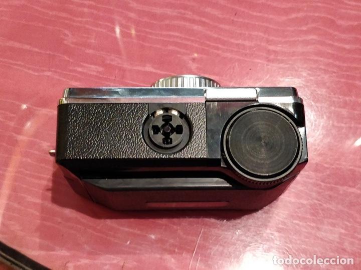 Cámara de fotos: Lote de 3 cámaras KODAK INSTAMATIC, 233, 200 POCKET y 25, fundas originales. - Foto 7 - 141297206