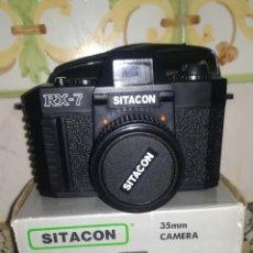 Cámara de fotos: CÁMARA COMPACTA RX 7 SITACON, VINTAGE. Lote 141431653