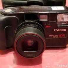 Fotocamere: CÁMARA CANON SURE SHOT, MEGA ZOOM 105 CAPTION CON DISPARADOR REMOTO. Lote 142140558