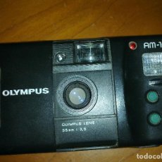 Cámara de fotos: CÁMARA OLYMPUS AM - 100. Lote 142194162