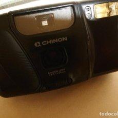 Cámara de fotos: CAMARA CHINON AUTO GL-S. Lote 143636178