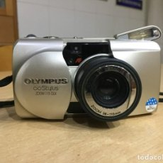 Cámara de fotos: OLYMPUS STYLUS ZOOM 38 - 115 DLX. Lote 147062930