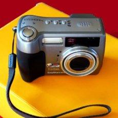 Cámara de fotos: KODAK EASYSHARE DX7440 DIGITAL CAMERA HIGH, 4.0-MEGAPIXEL CCD - 4XOPTICAL ZOOM - COMPLETA , FUNCIONA. Lote 147249634