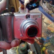 Cámara de fotos: CANON POWER SHOT A 85 FUNCIONANDO. Lote 147457218