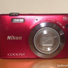 Cámara de fotos: NIKON COOLPIX S6700. Lote 148244646