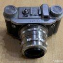Cámara de fotos: EHO ALTISSA ALTIX VCO OBJETIVO CARL ZEISS JENA TESSAR 2,8 50MM. Lote 149370586
