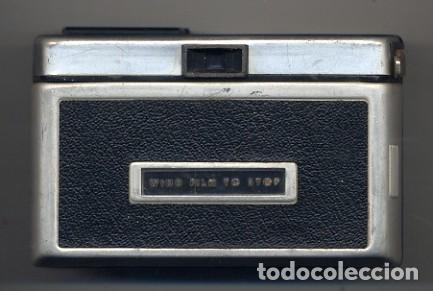 Cámara de fotos: CAMARA KODAK INSTAMATIC 100 - FOTO ADIC - Foto 3 - 150639770