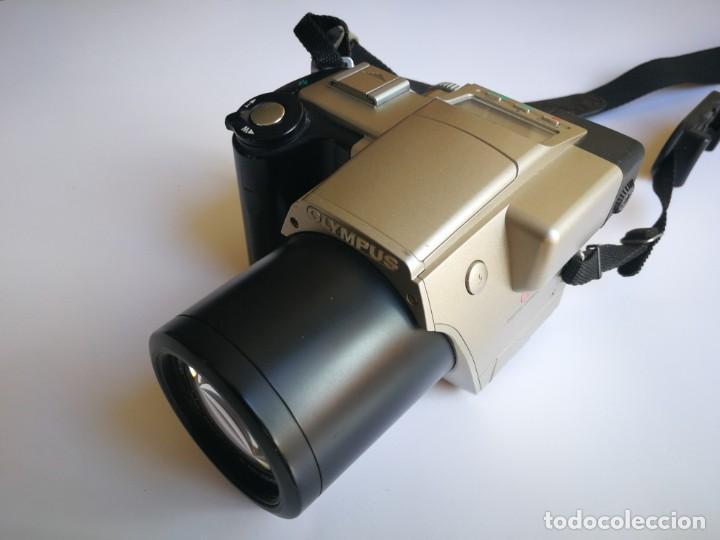 Cámara de fotos: Olympus Camedia C-2500L con muchos accesorios - Foto 2 - 150785750