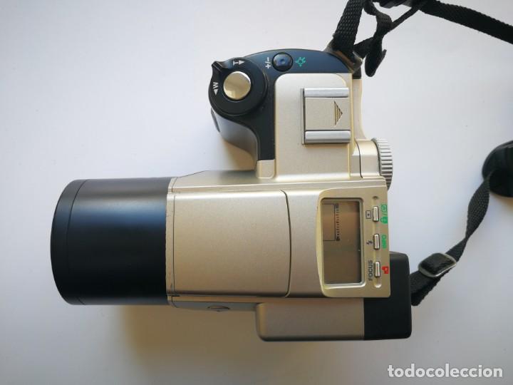Cámara de fotos: Olympus Camedia C-2500L con muchos accesorios - Foto 3 - 150785750