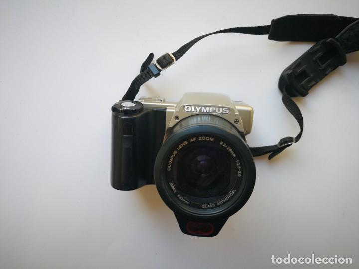 Cámara de fotos: Olympus Camedia C-2500L con muchos accesorios - Foto 4 - 150785750