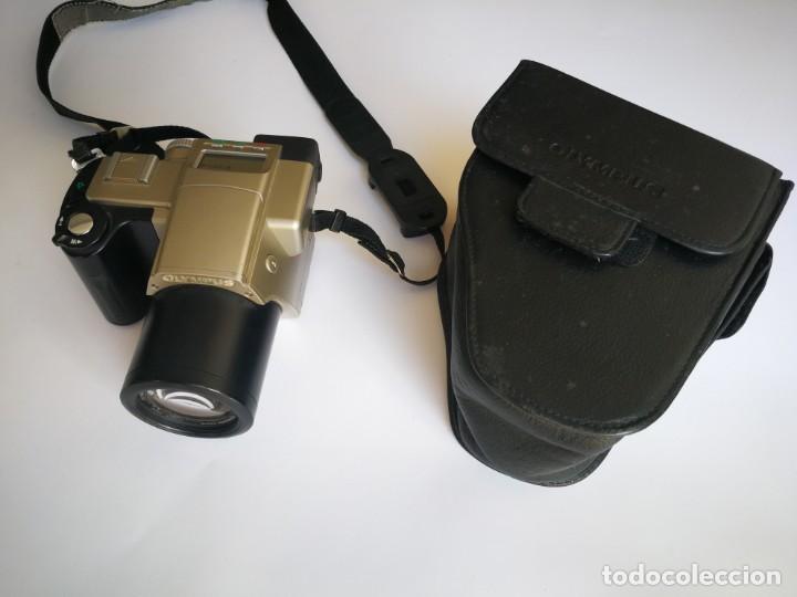 Cámara de fotos: Olympus Camedia C-2500L con muchos accesorios - Foto 5 - 150785750