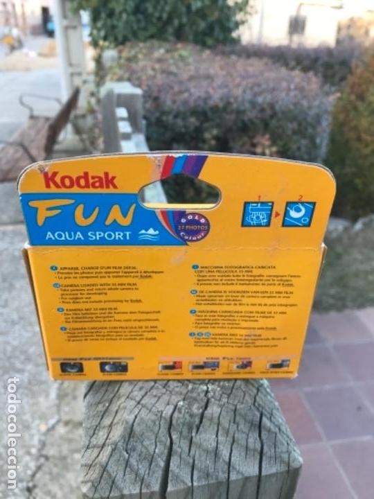 Cámara de fotos: Kodak, acuatica - Foto 3 - 151134366