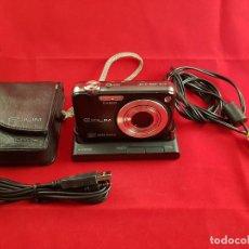 Cámara de fotos: CAMARA CASIO EXLIM 12.1 MP . Lote 153642426