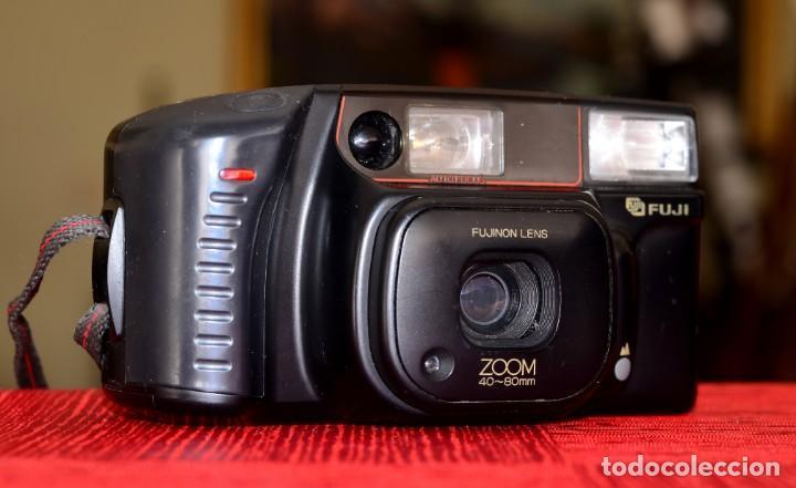 CÁMARA FUJI DL-800 ZOOM DATE (Cámaras Fotográficas - Panorámicas y Compactas)