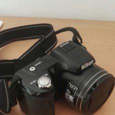 Cámara de fotos: CAMARA NIKON COOLPIX L110.. Lote 154290106