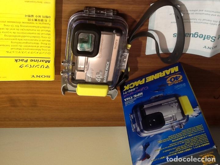 Cámara de fotos: Sony DSC T1 y Carcasa Submarina - Foto 10 - 155895362