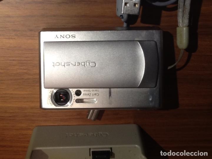 Cámara de fotos: Sony DSC T1 y Carcasa Submarina - Foto 17 - 155895362