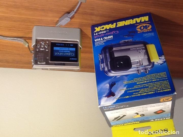 Cámara de fotos: Sony DSC T1 y Carcasa Submarina - Foto 20 - 155895362