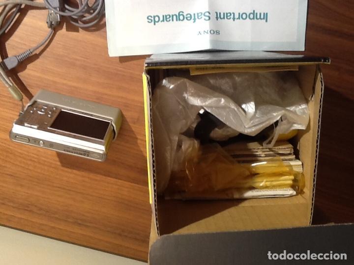 Cámara de fotos: Sony DSC T1 y Carcasa Submarina - Foto 21 - 155895362