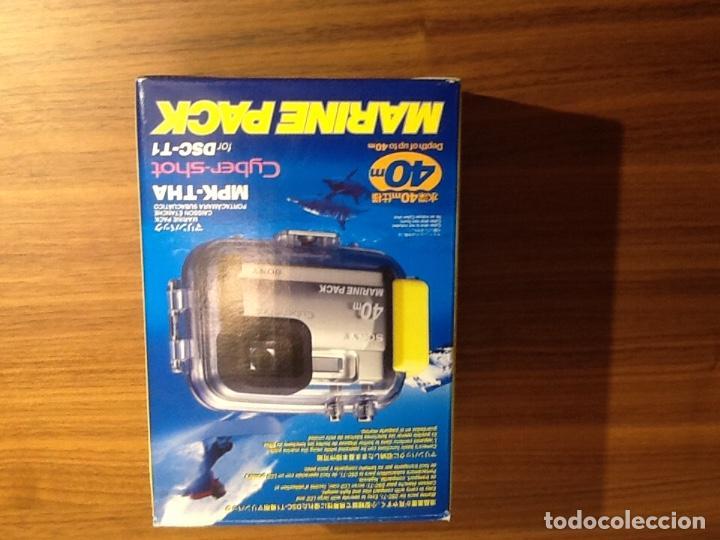 Cámara de fotos: Sony DSC T1 y Carcasa Submarina - Foto 22 - 155895362