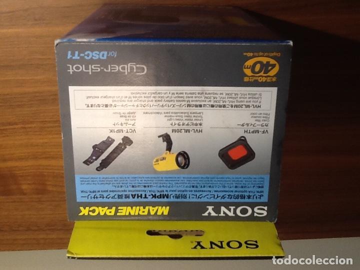 Cámara de fotos: Sony DSC T1 y Carcasa Submarina - Foto 25 - 155895362