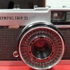 Cámara de fotos: CAMARA OLIMPUS TRIP 35. Lote 156521509