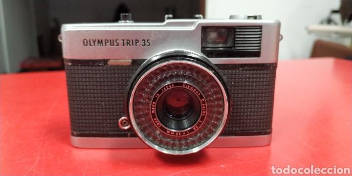 Cámara de fotos: Camara Olimpus Trip 35 - Foto 3 - 156521509