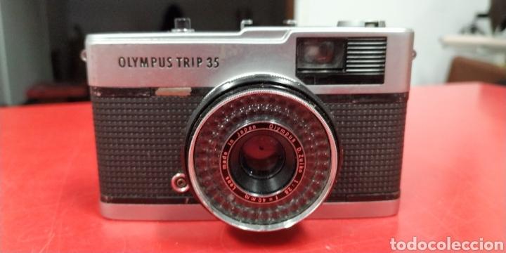 Cámara de fotos: Camara Olimpus Trip 35 - Foto 2 - 156521509