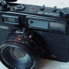 Cámara de fotos - Yashica Electro 35 GT con adaptador y pila nueva - 156597386