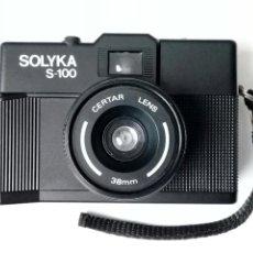 Cámara de fotos: CÁMARA - SOLYKA S-100 (FABRICADA POR CERTEX) - LOMOGRAFÍA - LOMOGRAPHY - HIPSTER - WERLISA. Lote 156986510