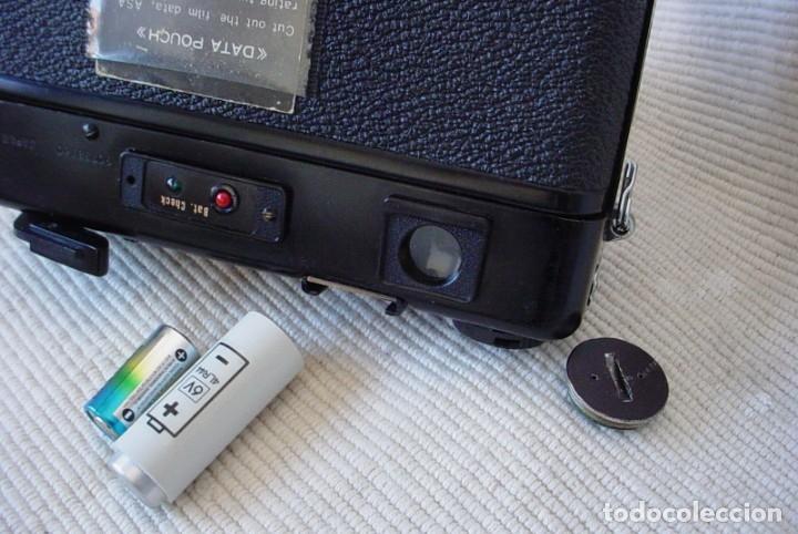 Cámara de fotos: Yashica Electro 35 GT con adaptador y pila nueva - Foto 10 - 156597386