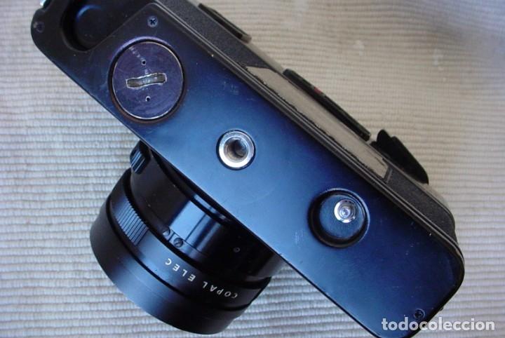 Cámara de fotos: Yashica Electro 35 GT con adaptador y pila nueva - Foto 11 - 156597386