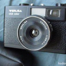 Cámara de fotos: CAMARA WERLISA CLUB COLOR. Lote 159997990