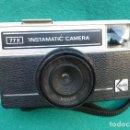 Cámara de fotos: CAMARA KODAK INSTAMATIC, MODELO 77X...FUNCIONANDO...FINALES DE LOS 70.. Lote 160029962