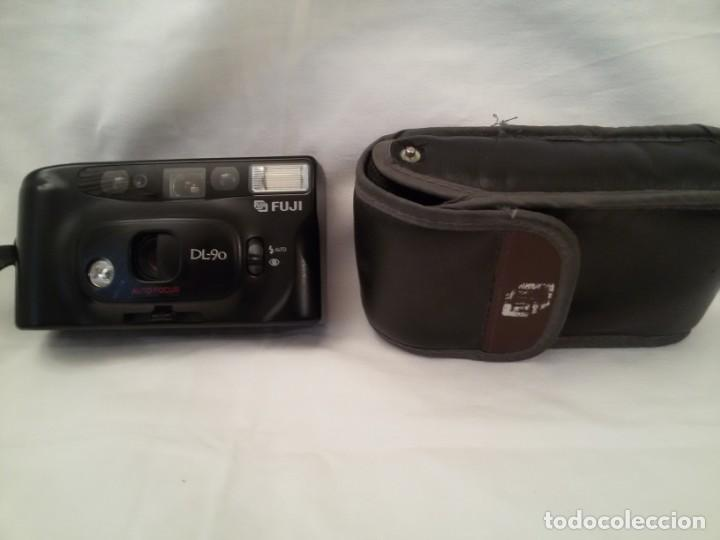 Cámara de fotos: Camara FUJI DL-90, AutoFocus, FujiFilm, Made in Indonesia - Foto 2 - 160359538