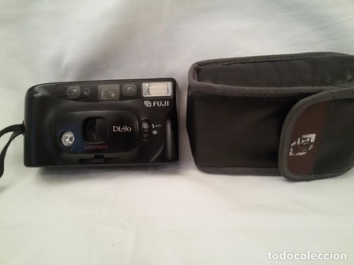 Cámara de fotos: Camara FUJI DL-90, AutoFocus, FujiFilm, Made in Indonesia - Foto 3 - 160359538