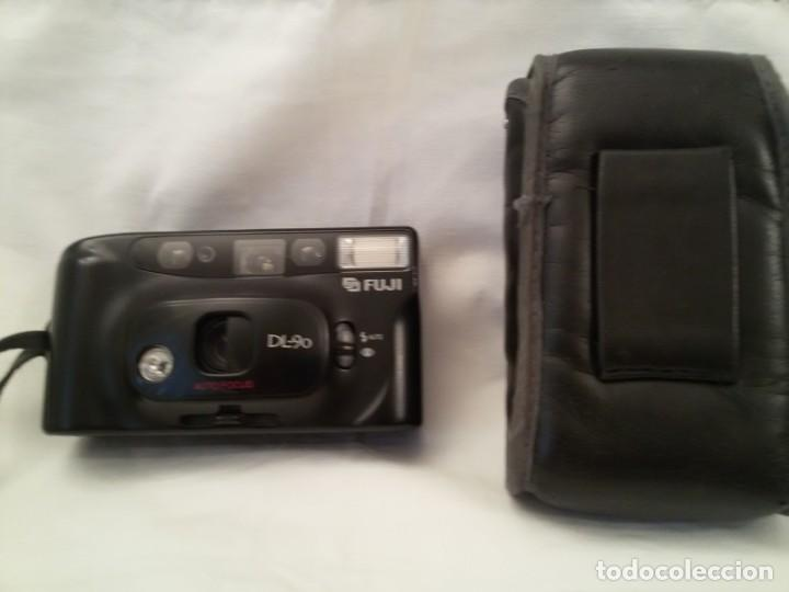 Cámara de fotos: Camara FUJI DL-90, AutoFocus, FujiFilm, Made in Indonesia - Foto 4 - 160359538